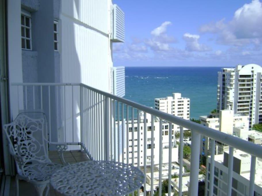 Ocean View/Terrace Bistro