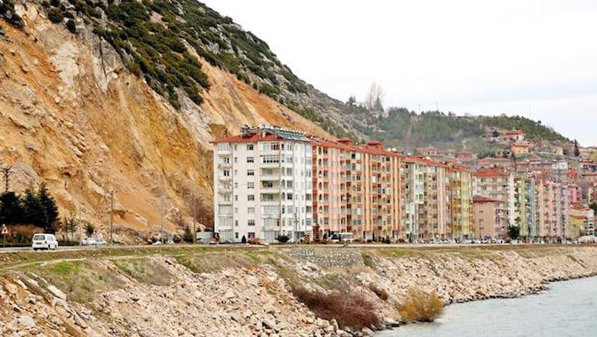 Eğirdir Göl Manzaralı - Eğirdir - Apartamento