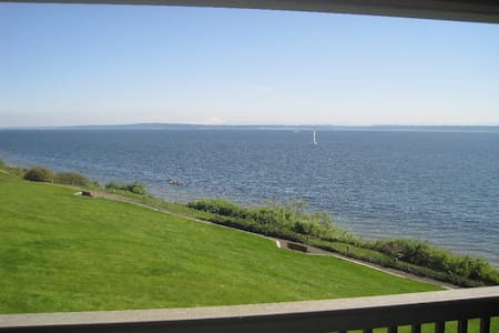 4 BR Waterfront w/Pool Access - Port Ludlow