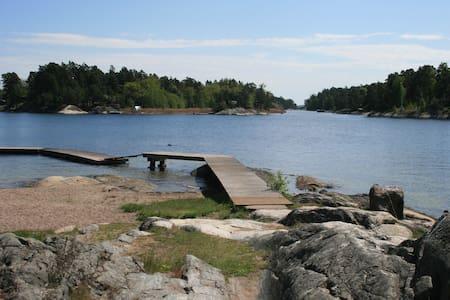 Cottage in Stockholm Archipelago - Saltsjöbaden - Srub