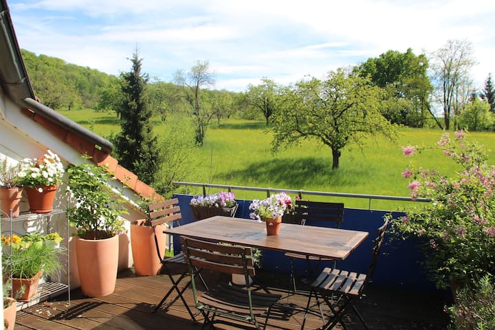 Green, quiet and close to Basel - Lörrach - Departamento