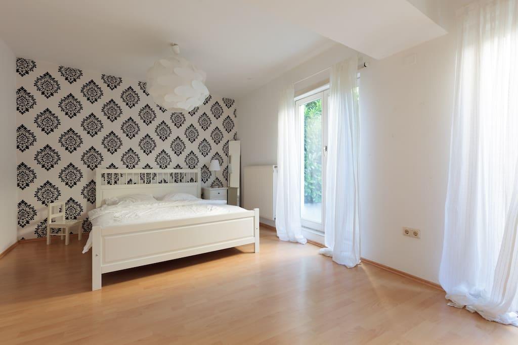 walluf private studio flat 35 sm wohnungen zur miete in walluf hessen deutschland. Black Bedroom Furniture Sets. Home Design Ideas