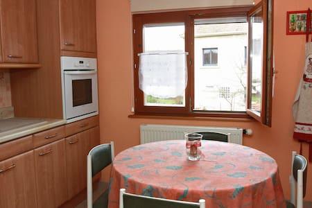 Maison Feuerbach - Illhaeusern - Apartament