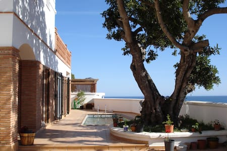 Villa with private pool parking - close to beach - Almuñécar
