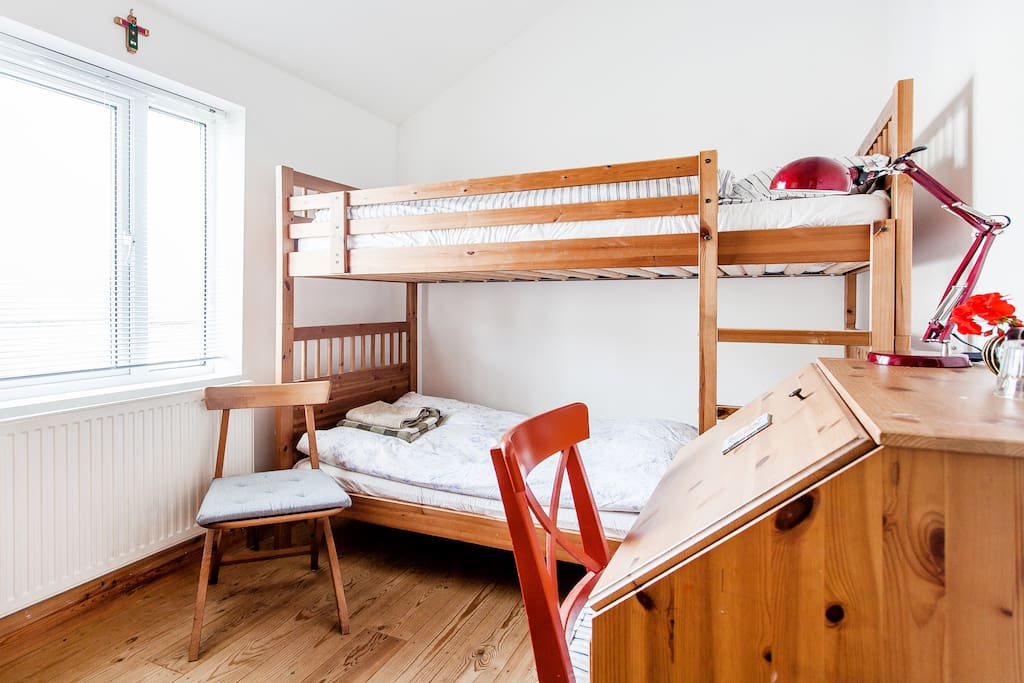 Shared Room Bunk Beds London