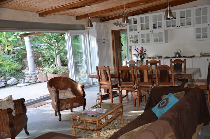 Reclusive cottage Suurbraak