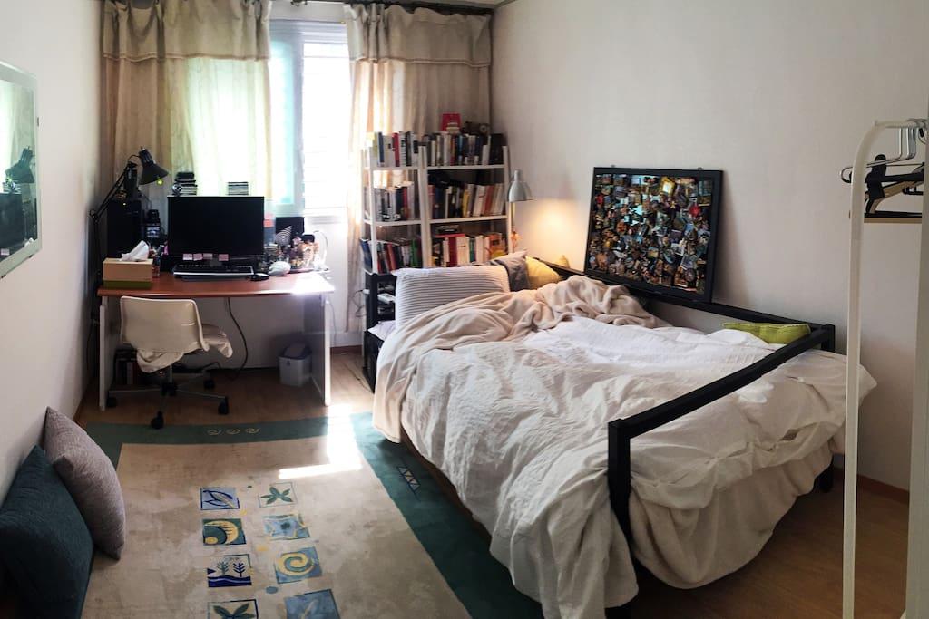 single room 1인실 (파노라마)
