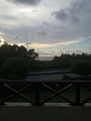 Luak Bay apartment with sea view