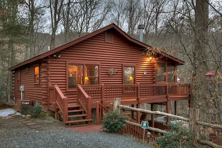 Cozy Comfortable Cabin, Blue Ridge