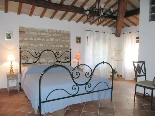 Acquamarina Romantica suite vicino Senigallia - Marina di Montemarciano - บ้าน