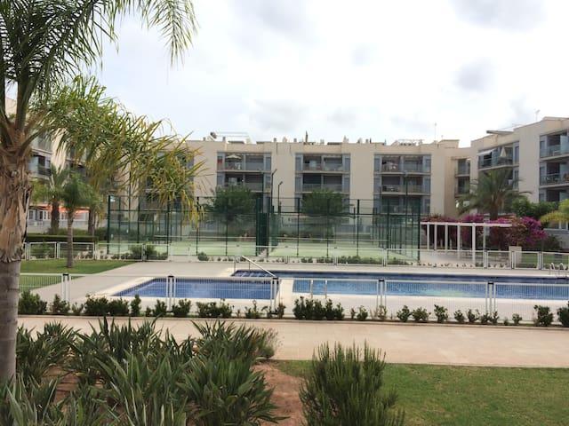 Apartamento nuevo en Playa Almenara - Almenara - Daire