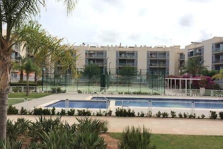 Apartamento nuevo en Playa Almenara - Almenara