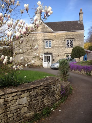 Beautiful Grade 2 listed house - Stroud - Szoba reggelivel