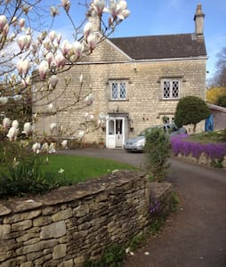 Beautiful Grade 2 listed house - Stroud - Bed & Breakfast