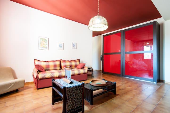 Holiday House Eloro - Lido di Noto - Apartemen
