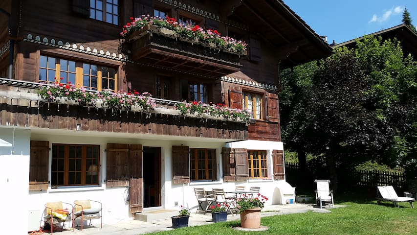 Schönried Great Winter Luxury Apt. - Schönried - House