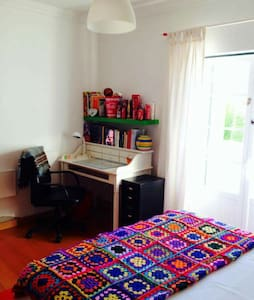 Room in calm fishers village - Longueira / Almograve