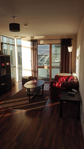 Cozy private room (ensuite) & amazing view! - Dublin - Apartemen