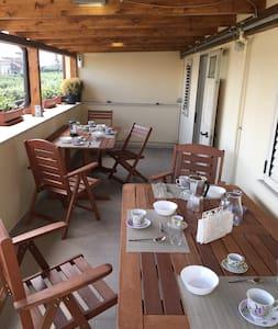 La Terrazza sul Borgo - Stanza Vela - Serracapriola - 住宿加早餐