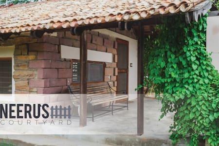 Neeru's Courtyard