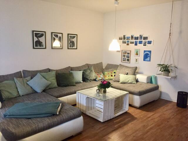 Small cozy room located in the heart of Hamburg