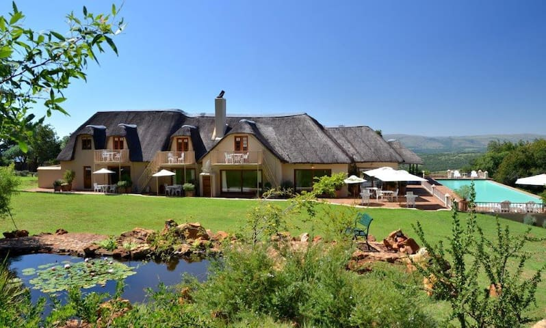 Steynshoop Mountain Lodge - Magaliesburg - Bed & Breakfast
