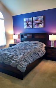 Cozy room near Joe Pool Lake 1 - Grand Prairie