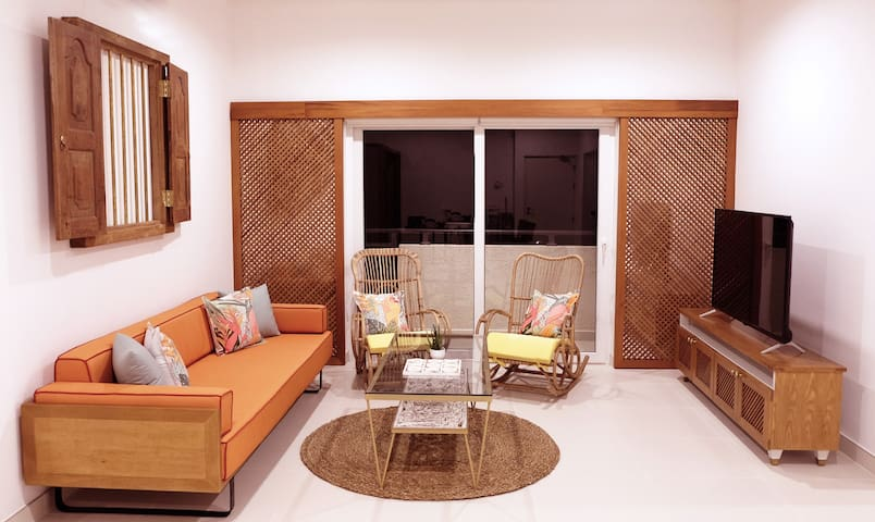 Mimimalist 3 Bedroom Apartment in Galle
