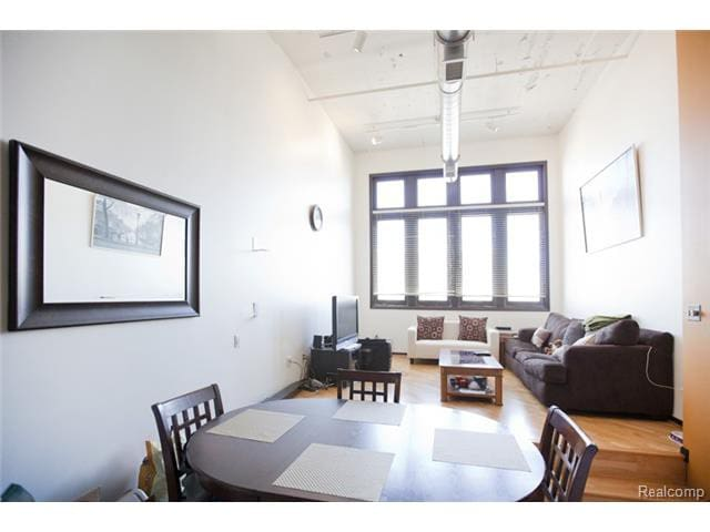 Spacious Bi-Level Midtown Loft - Detroit - Loft