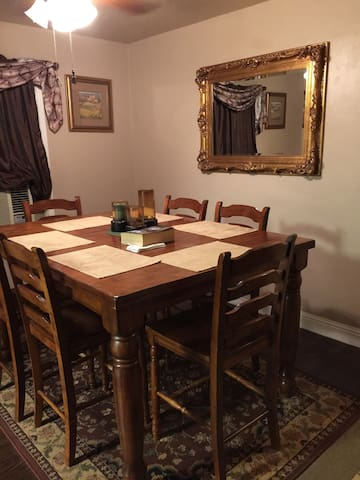 Comfy & quiet roommate house (rm 2) - Oklahoma City - House