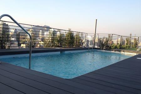 La mejor ubicación de Santiago (2) - Santiago - Wohnung