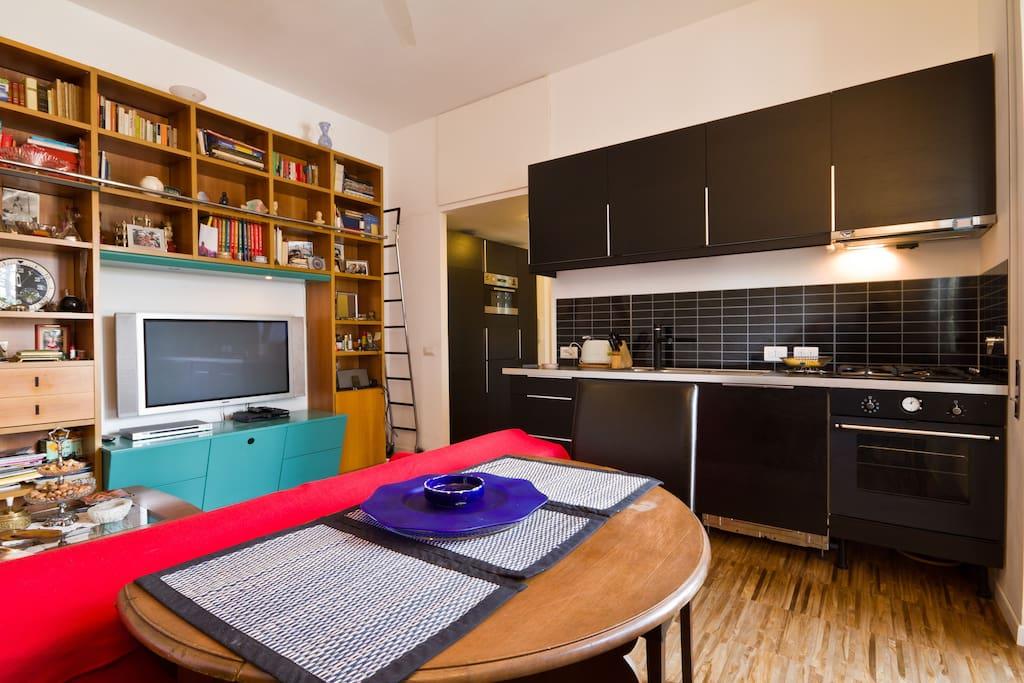 Confortevole appartamento nel verde appartamenti in for Case a buon mercato 4 camere da letto