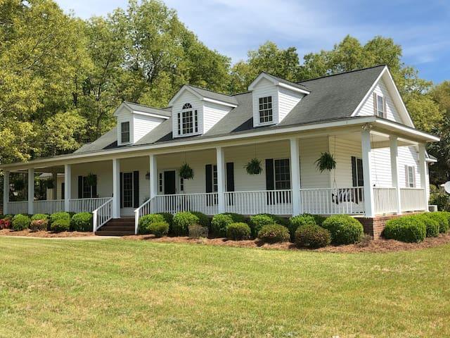 Sunset Hill Farm - Aiken + Augusta
