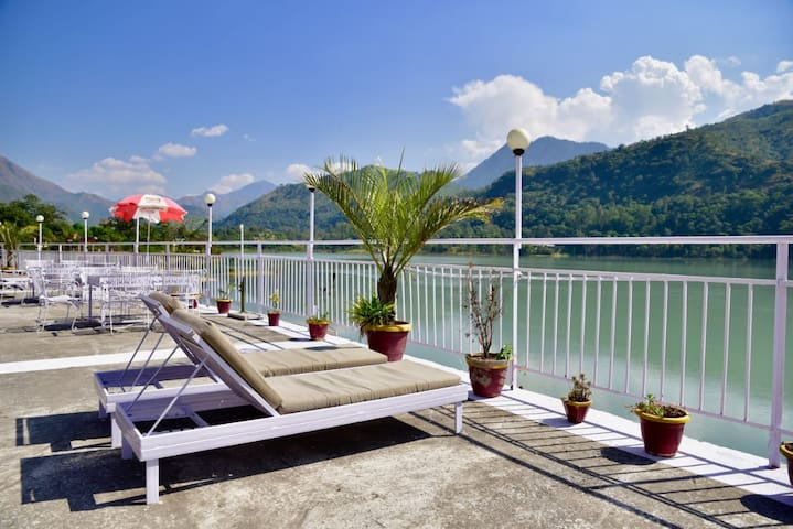 3 Bedroom | Lake facing | Indoor Hot Spring Pool
