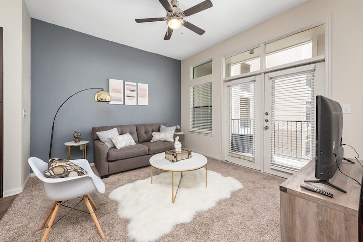 ❤️COZY/SPACIOUS APT NEAR MED CENTER/NRG STADIUM❤️