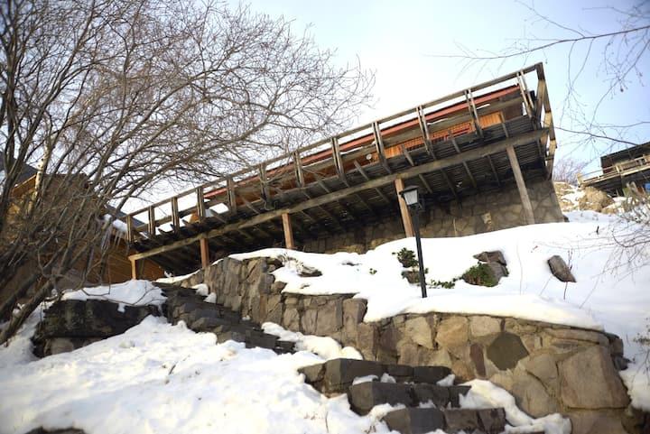 Refugio de Montaña en Farellones