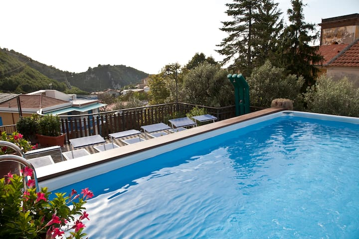 6 bedroom villa with private pool - Vico Equense - Villa