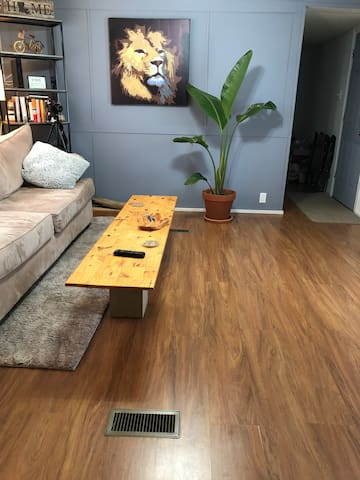 Newly Renovated Private Spacious Home
