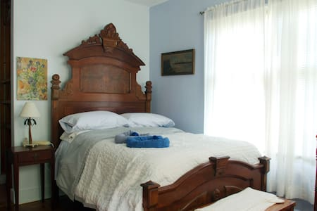 beautiful rooms right downtown - St. Augustine