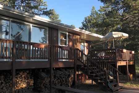 Forrest Home by Red Feather Village - Red Feather Lakes - Talo