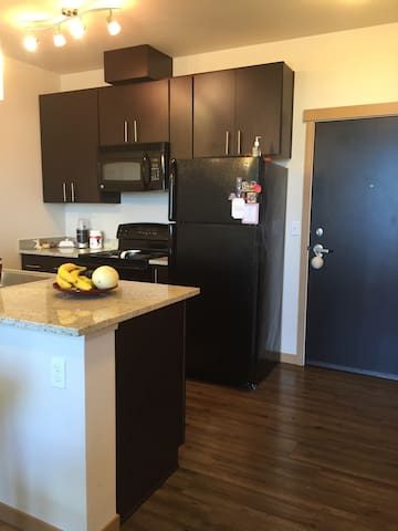1 bedroom condo (PHONE NUMBER HIDDEN) - University Place - Appartement