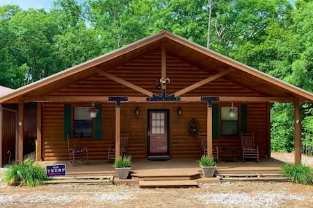 Cabin at Pickwick Lake-2 minutes from JPColeman SP