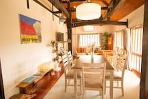 リビングダイニングルーム(Living Dining room)