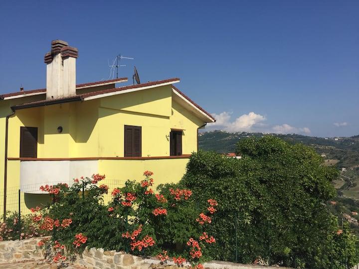 camera in villa