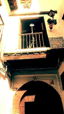 Casa Hippie en Albaicin  para gente excepcional!