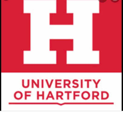 Easy commute to University of Hartford