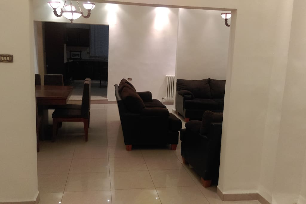 Guests room & Living room