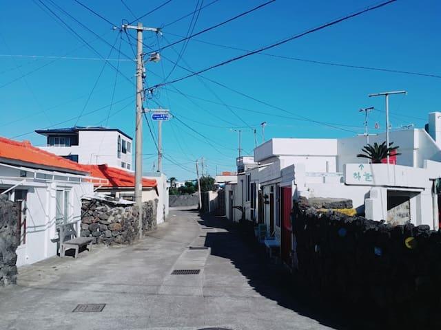 My favorite house (2인실) - Jochon-eup, Jeju-si - Huis