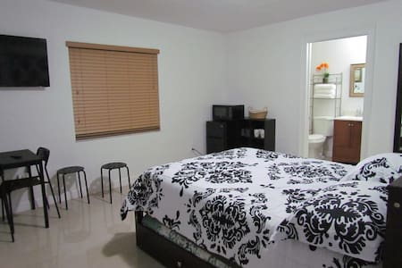 5 minutes from Miami Airport! - Miami - Huis