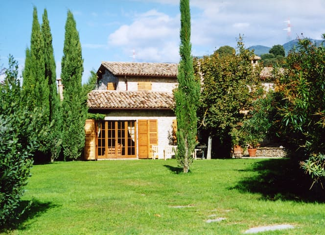 Rome Countryside villa with pool - Cantalupo in Sabina - Casa de camp